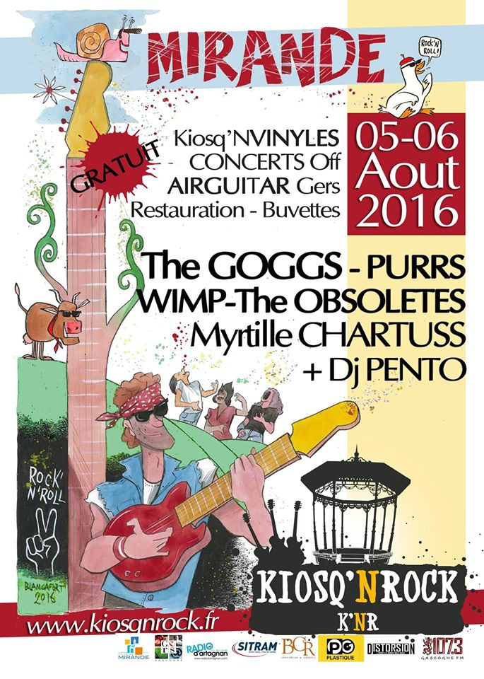 myrtillechartuss,mirande,airguitar,championnat,gers,juillet2016,presentation,kiosque,rock