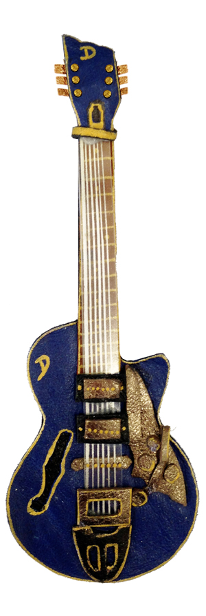 prince,guitare,guitar,star,metal,rock,broche guitare, myrtille chartuss,symbol guitar,gretsch resonator,hendrix,bowie,hallyday,metal,rock,hendrix